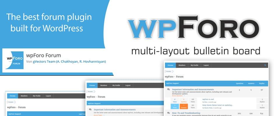 wpForo: in Version 1.9.7 veröffentlicht!