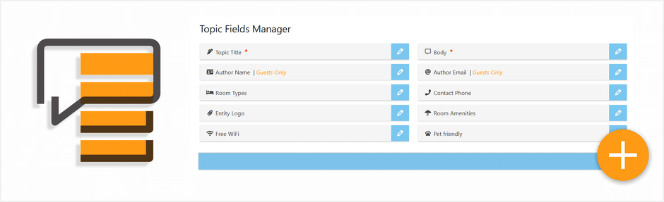 wpForo Topic Custom Field header 1